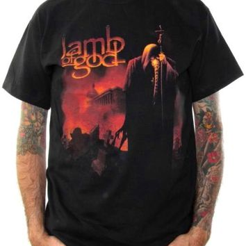 Lamb Of God T-Shirt - Toxic Monk
