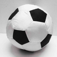 fifa  worldcup pillow football pillow white pillow black pillow toy pillow football applique ball decor fathers day gift home decor