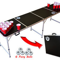 GoPong™ Portable Beer Pong Table