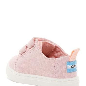TOMS | Pink Hemp Lenny Sneaker (Baby, Toddler, & Little Kid) | Nordstrom Rack