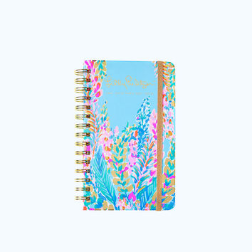 2019 12 Month Medium Monthly Agenda | 501034-multicatchthewave | Lilly Pulitzer