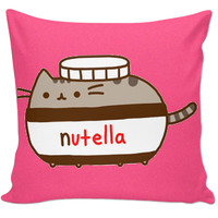 Adorable Pusheen Cat Pillow