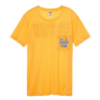 University of California Los Angeles Campus Short Sleeve Tee - PINK - Victoria's Secret