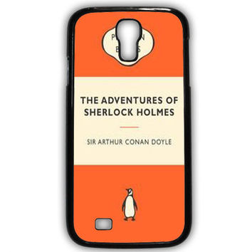 The Adventures Of Sherlock Holmes Samsung Galaxy Note 3 4 Galaxy S3 S4 S5 S6Case