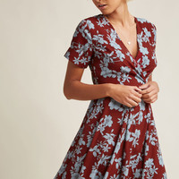 Louche Appreciated Presence Floral Dress