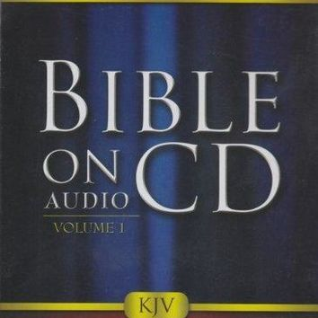 Bible On Audio CD Volume 1: Matthew 1-15 New Testament