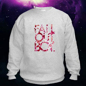 Fall Out Boy sweater Sweatshirt Crewneck