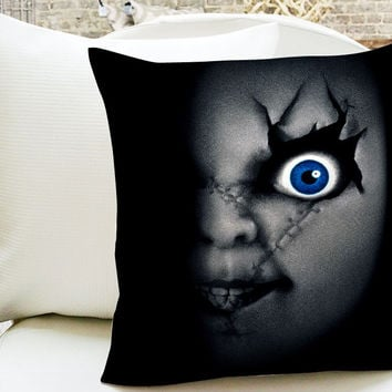 Bride of Chucky Pillow Cases