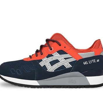 HCXX ASICS GEL-LYTE III  Indian Ink/Indian Ink
