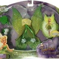 Disney Fairies Pixie Fashion and Wing Accessories Pack - Tinker Bell