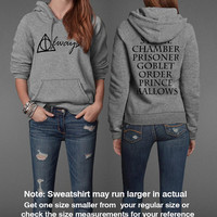 Harry Potter Always Inspired Unisex Sweatshirt Pullover Hoodie