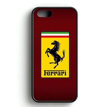 Ferrari Red iPhone 5 | 5S Case