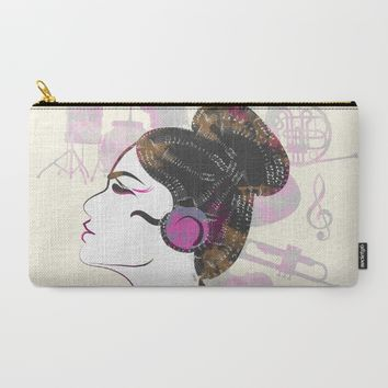Music Overdose Carry-All Pouch by Famenxt | Society6