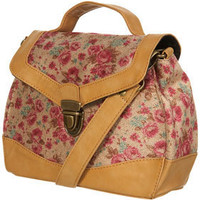 Pink Floral Print Cross Body Bag - Bags & Purses - Accessories - Topshop