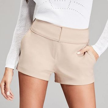 Lisabet Woven Short at Guess