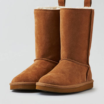 AEO Cozy Boot, Chestnut