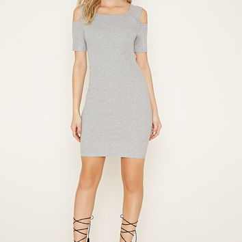Rehab Open-Shoulder Dress | Forever 21 - 2000202304