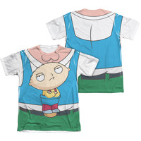 FAMILY GUY STEWIE CARRIER Short Sleeve T-Shirt 1 or 2 sided