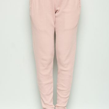 Rosa Thermal Sweatpants - Bottoms - Clothing