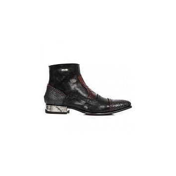 Newrock - M-NW133-S7 Ankle Boot Newman Boots