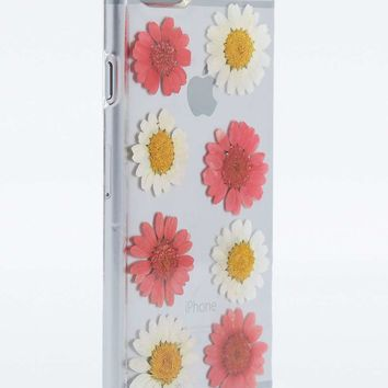Pressed Flowers iPhone 6 Case - Urban Outfitters