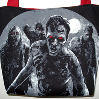 The Walking Dead Purse - Zombies, Comic Books.