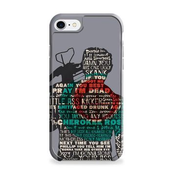 Walking Dead Daryl Dixon Quotes iPhone 6 | iPhone 6S Case