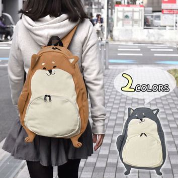 Stylish Back To School Hot Deal Casual College On Sale Comfort Cartoons Animal Lovely Backpack [6451241988]