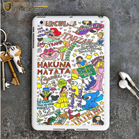 Disney Collage Art 2 iPad Mini Case iPhonefy