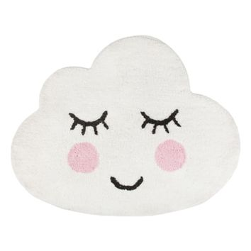 Sass & Belle Smiling Cloud Rug | Nordstrom