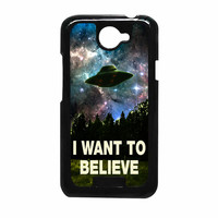 I Want To Believe gal HTC ONE X Case