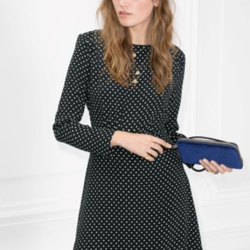 & Other Stories | Dots Mini Dress | Dots
