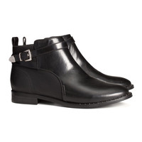 Low boots - from H&M