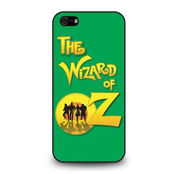 THE WIZARD OF OZ 2 iPhone 5 / 5S / SE Case Cover
