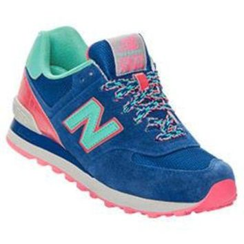 CREYONV women s new balance 574 backpack casual shoes