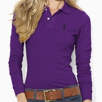Trendsetter POLO Women Casual Top Sweater