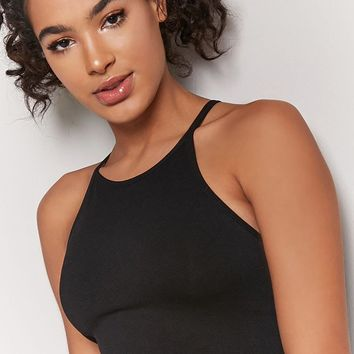 Active Cropped Cami