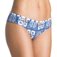Tides of Way Cheeky Scooter Bikini Bottoms ARJX403137 - Roxy