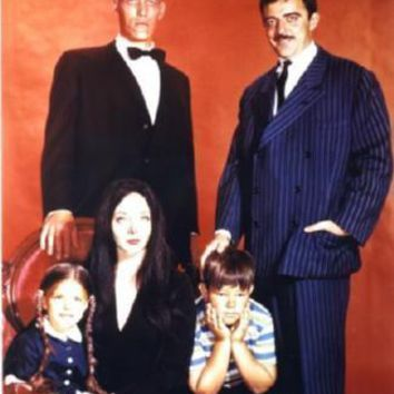 Addams Family, The Poster Standup 4inx6in