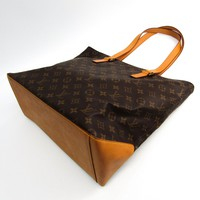 Louis Vuitton Monogram Cabas Mezzo M51151 Women's Tote Bag Monogram BF322171