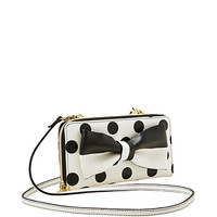 GIFT ME BABY WALLET ON A STRING: Betsey Johnson