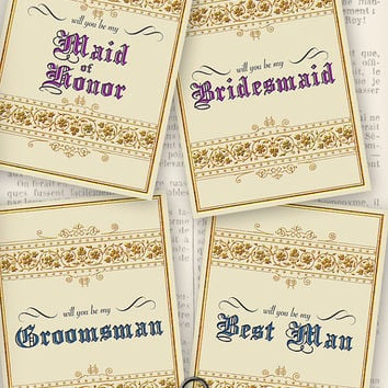 Will You Be My... Wine Labels - printable - VDLAVI1062