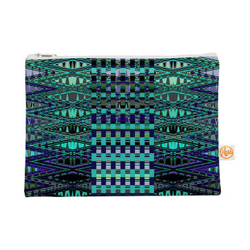 "Nina May ""New Kilim Seafoam"" Teal Everything Bag"