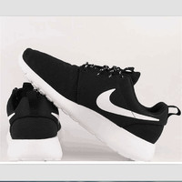 """NIKE"" Trending Fashion Casual Sports Shoes Black"