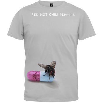 Red Hot Chili Peppers - I'm With You 2012 Tampa-Winnipeg Tour T-Shirt