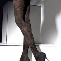 Cristine Patterned Tights