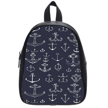 Know Your Anchor School Backpack Large