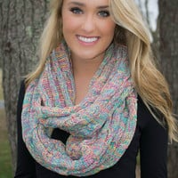 CC Scarf - Cotton Candy