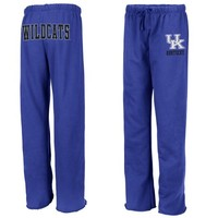 Kentucky Wildcats Ladies Valley Pants - Royal Blue