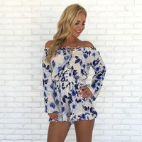 Bundle of Love Floral Romper
